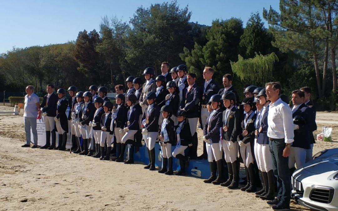 XX Campeonato Gallego Doma Clásica 2019